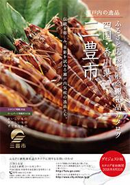 ふるさと応援寄附金謝礼品カタログ 四国・香川県 三豊市